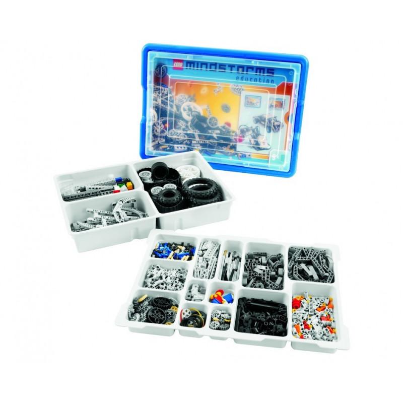 Dodatkowe klocki - Lego Mindstorms NXT 9695