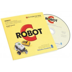 Oprogramowanie RobotC 3.0 - Lego Mindstorms NXT