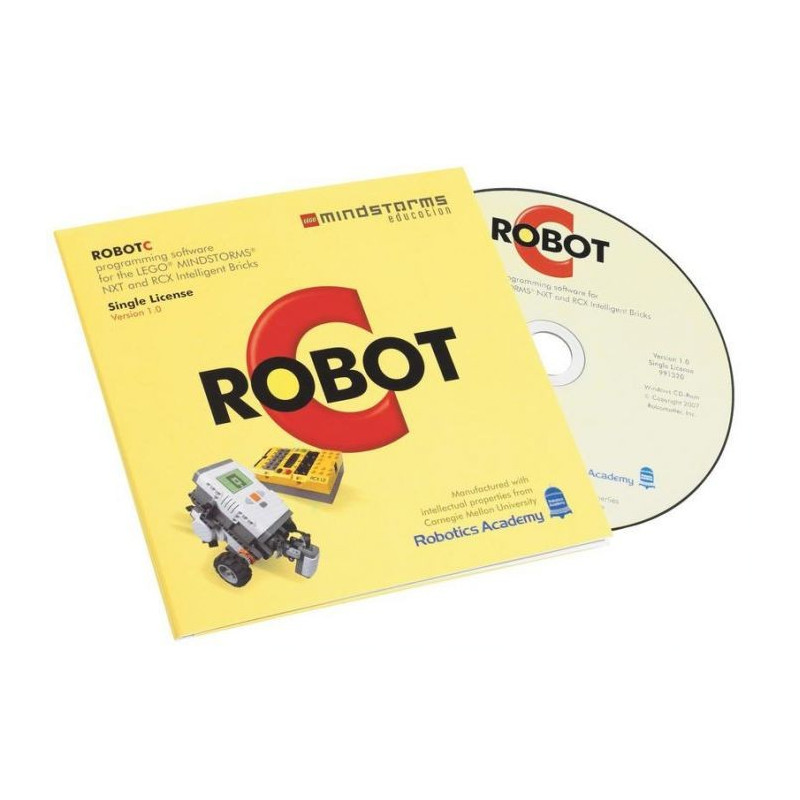 RobotC 3.0 software - Lego Mindstorms NXT_