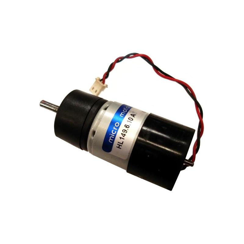 Silnik DC Micromotors HL149 z przekładnią 10:1