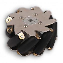 Makeblock - Mecanum Wheel 100mm - lewe z hubem mocującym 4mm