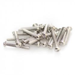 MakeBlock - śrubki M4 długość: 30mm - 25szt.