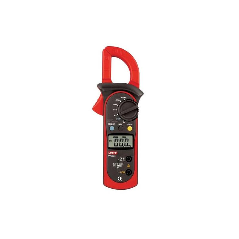 Clamp meter UNI-T UT202A_
