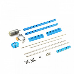 MakeBlock - Thread Drive Pack V2.0 - zestaw napędowy - niebieski