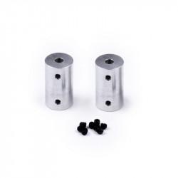 MakeBlock - łącznik masywny 4x6mm - 2szt.