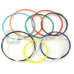 Zestaw Filamentów Velleman ABS 1,75mm - 10 kolorów