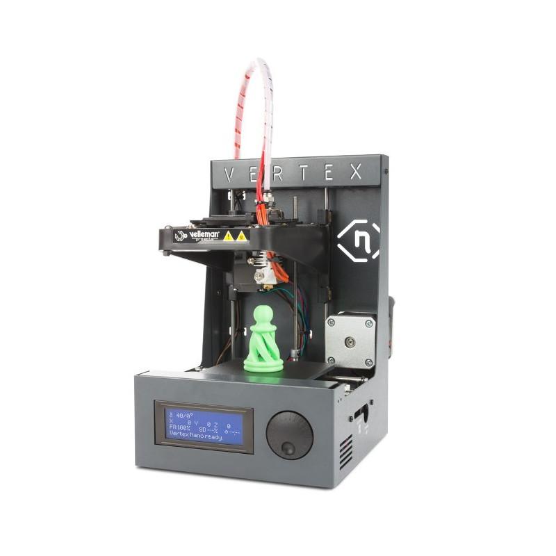 Drukarka 3D Vertex Nano K8600 Velleman - złożony