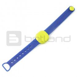 NotiOne - lokalizator Bluetooth - zielony + opaska na rękę