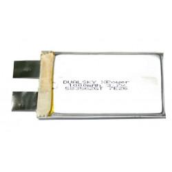 Ogniwo LiPol Dualsky 1000mAh 25C 3,7V