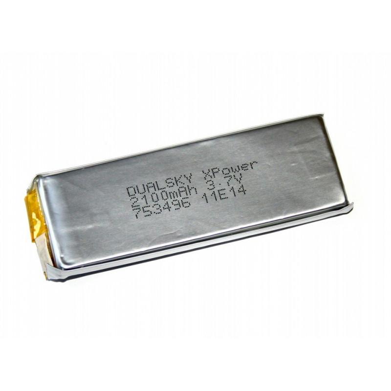 Dualsky Li-Pol cell 2100mAh 30C 1S 3,7V
