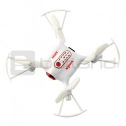 Dron quadrocopter Syma X21W 2.4GHz z kamerą FPV - 14cm