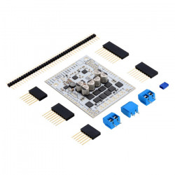 G2 Pololu Dual High-Power 18v22 - channel driver engines 30V/20A - shield for Arduino