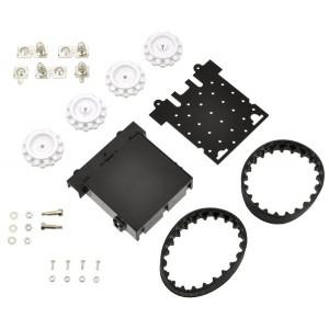 Elementy mechaniczne do budowy robota w oparciu o kontroler Arduino