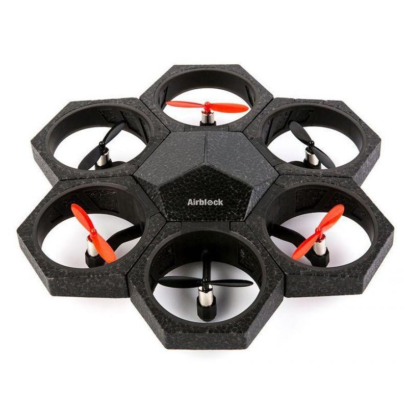 Makeblock Airblock - modułowy, programowalny dron
