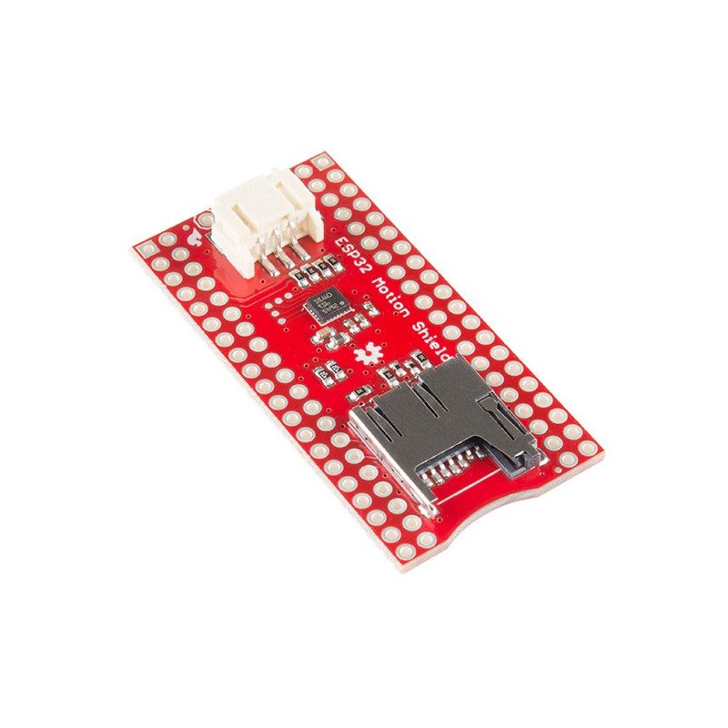 GPS Motion overlay for ESP32 Thing - SparkFun DEV-14430*