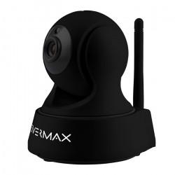 Kamera IP OverMax CamSpot 3.3 wewnętrzna WiFi 720p - obrotowa - czarna