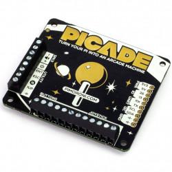 Picade HAT - retro konsola - nakładka dla Raspberry Pi