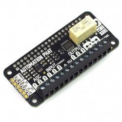 Automation pHAT - rozszerzenie do Raspberry Pi