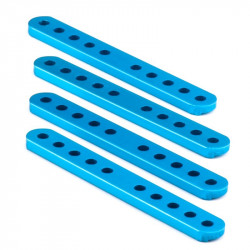 MakeBlock 60709 - belka 0412-092 - niebieski - 4szt.