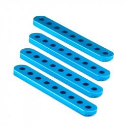 MakeBlock 60707 - belka 0412-076 - niebieski - 4szt.