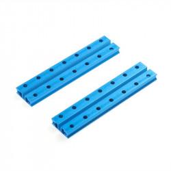 MakeBlock 60026 - belka ślizgowa 0824-112 - niebieski - 2szt.