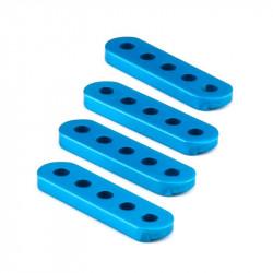 MakeBlock 60703 - belka 0412-044 - niebieski - 4szt.
