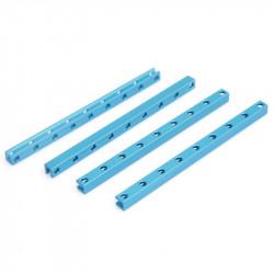 MakeBlock 60532 - belka 0808-136 - niebieski - 4szt.
