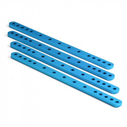 MakeBlock 60719 - belka 0412-172 - niebieski - 4szt.