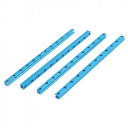MakeBlock 60544 - belka 0808-184 - niebieski - 4szt.