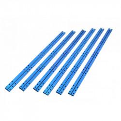 MakeBlock 60120 - belka 0824-496 - niebieski - 6szt.