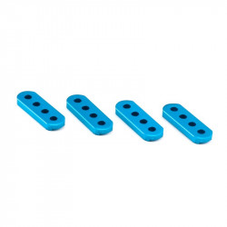 MakeBlock 60701 - belka 0412-036 - niebieski - 4szt.