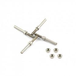MakeBlock 85008 - wał gwintowany 4x39mm - 4szt.