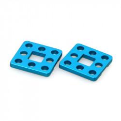 MakeBlock 83090 - łącznik paska - niebieski - 2szt.