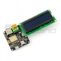 SmartPower2 - moduł sterujący zasilaniem z WiFi i wyświetlaczem