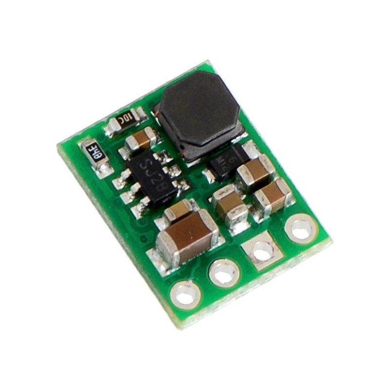 Step-Down Voltage Regulator D24V6F3 - 3,3V 0,6A - Pololu 2106