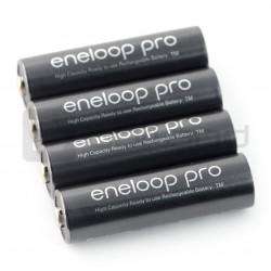 Akumulator Panasonic Eneloop Pro R6 AA 2550mAh - 4 szt.