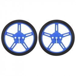 Koła Pololu 60x8mm - niebieskie