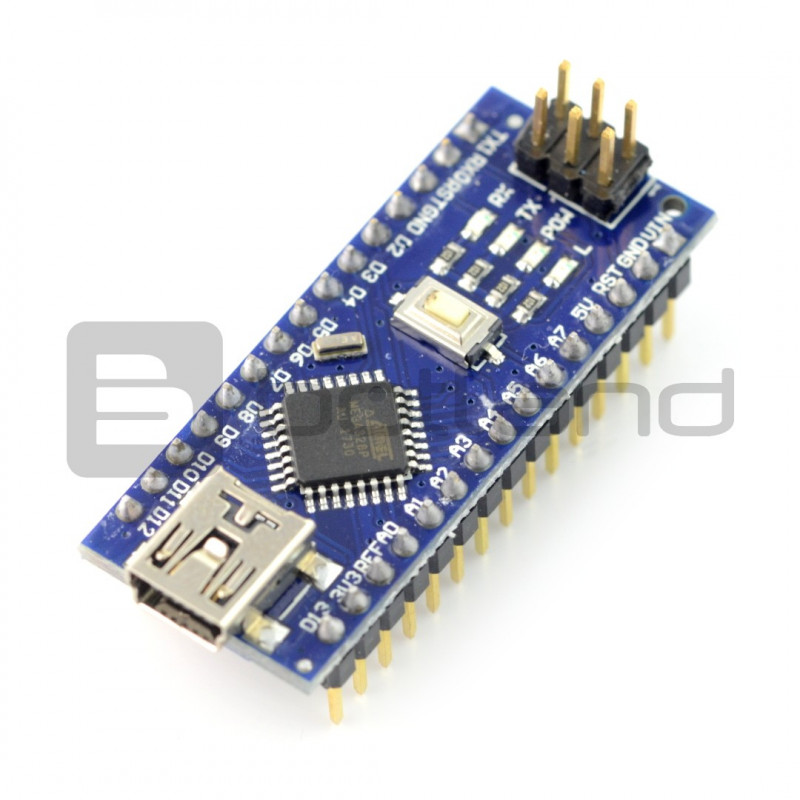 Nano v3 CH340 ATmega328 - compatible with Arduino*