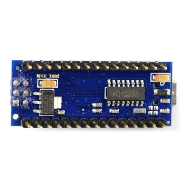 Nano v3 0 CH340 ATmega328 - zgodny z Arduino
