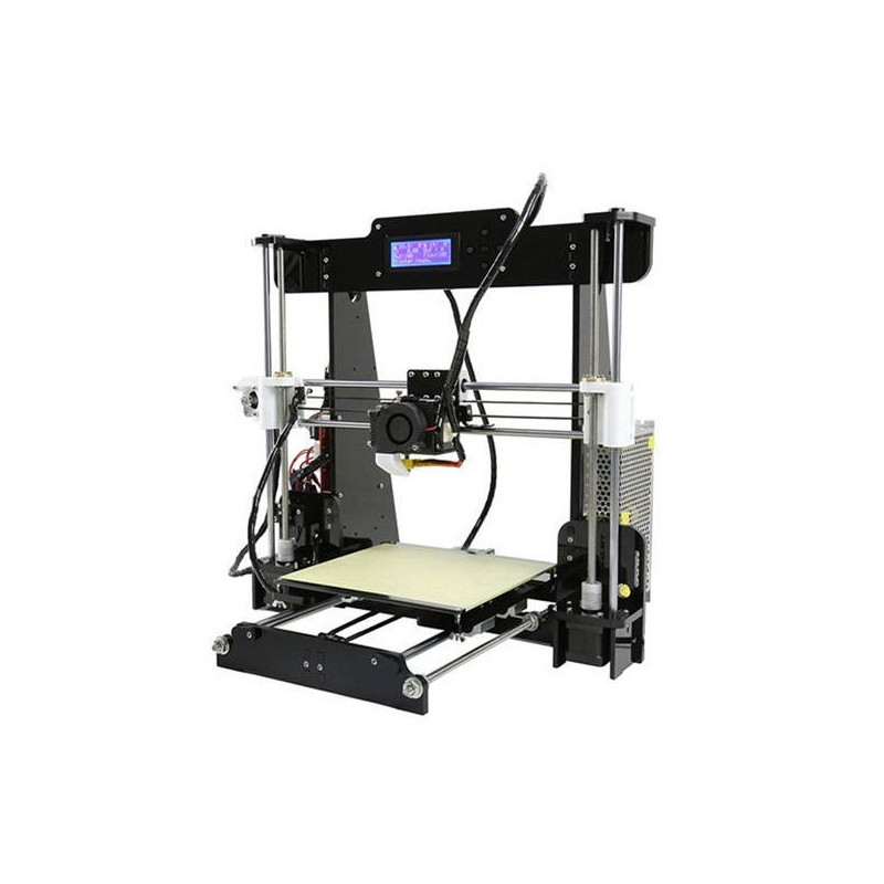 Drukarka 3D Anet A8-B - zestaw do samodzielnego montażu