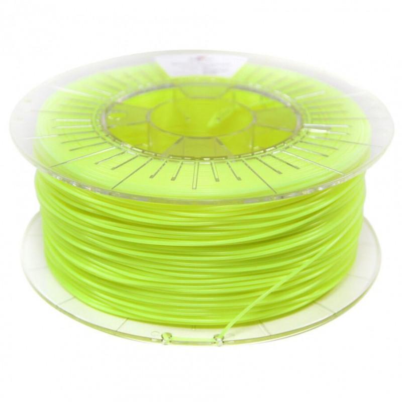 Filament Spectrum PLA 1,75mm 1kg - Fluorescent Yellow_