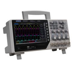 Oscyloskop Hantek DSO-4104C 100MHZ 4 kanały - generator funkcyjny DDS