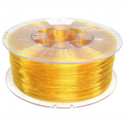 Filament Spectrum PETG 1,75mm 1kg - Transparent Yellow