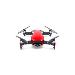 Dron DJI Mavic Air Fly More Combo - Flame Red - zestaw
