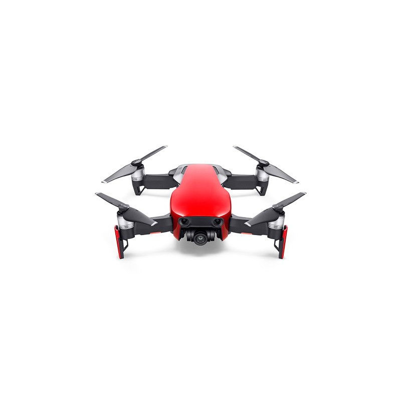 DJI Mavic Air Fly More Combo - Flame Red - drone set_