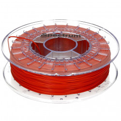 Filament Spectrum Rubber 1,75mm 0,5 kg - Dragon Red