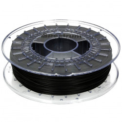 Filament Spectrum Rubber 1,75mm 0,5 kg - Deep Black