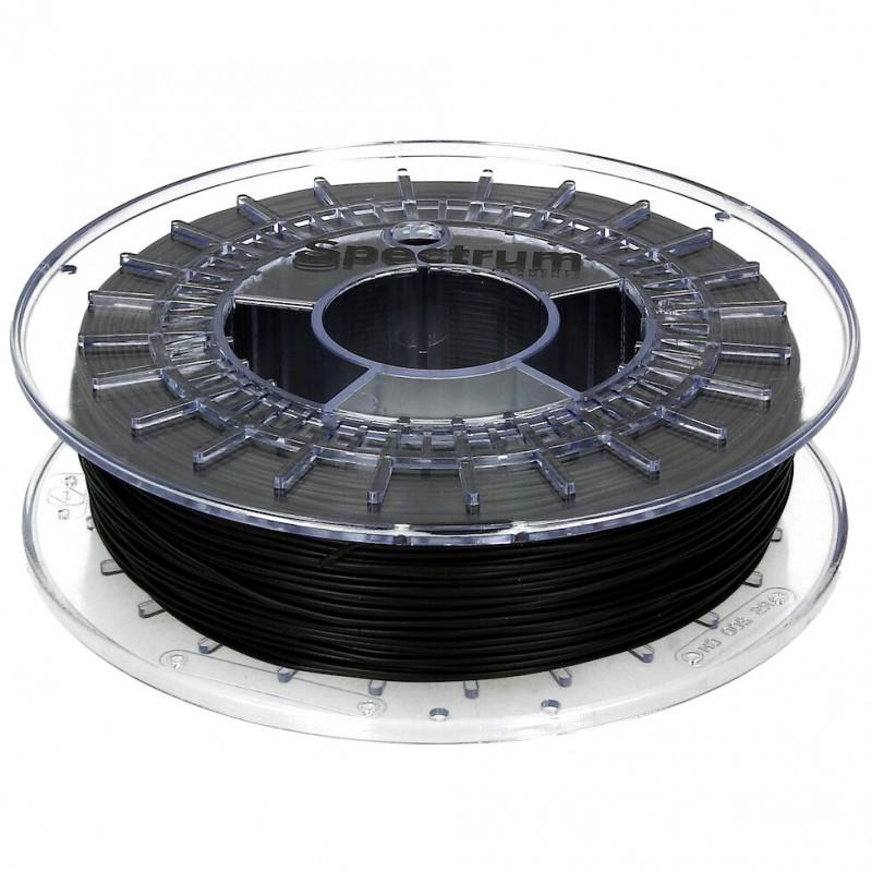 Filament Spectrum Rubber 1,75mm 0,5kg - Deep Black