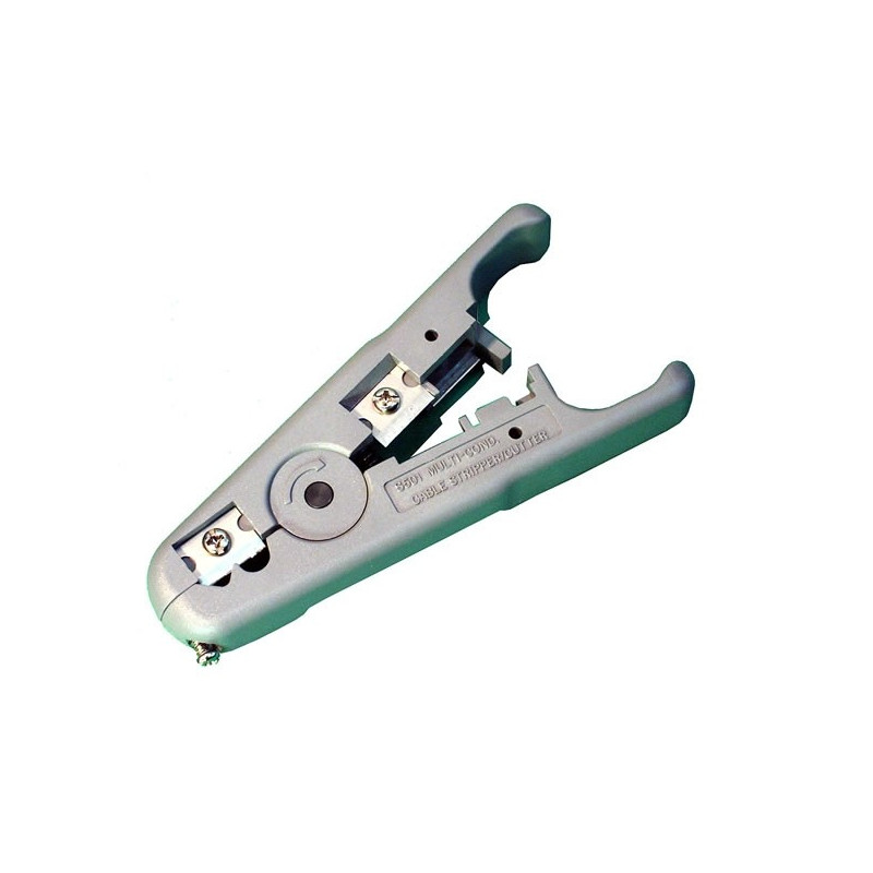 Stripping tool with cutter