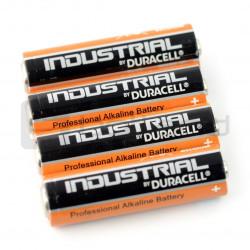 Bateria AA (R6 LR6) alkaliczna Duracell Industrial - 4szt.